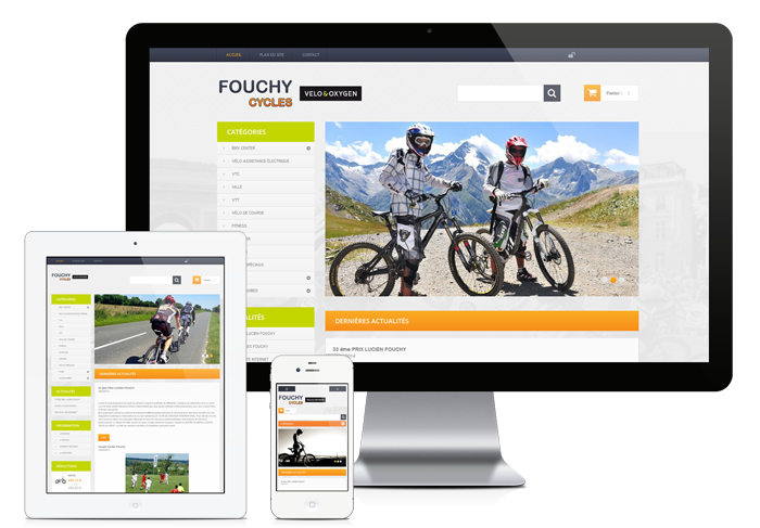 Fouchy Cycles by Fina-Concept